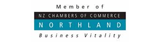 Member of NZ Chambers of Commerce Northland