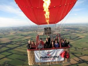 Ballooning Canterbury Famil