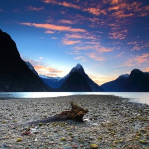 Milford Sound Environmental Tourism Marketing in NZ