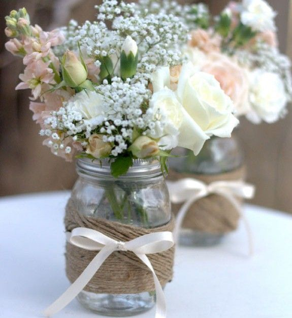 Shappy Chic Rustic Wedding Flowerspinterest Collective Concepts