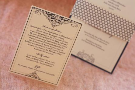 tips for creating professional looking diy wedding invitations