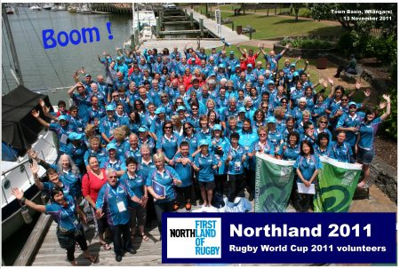 Group photo (Northland Team 2011)