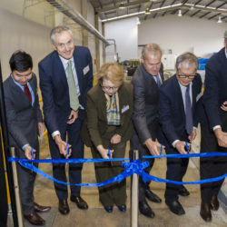 Air Liquide Christchurch Facility Opening