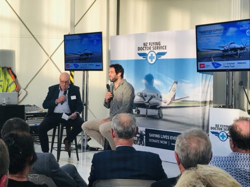 NZ Flying Doctor Service Ambassador Event November 2019