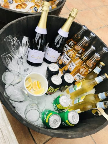 BYO Beverage service