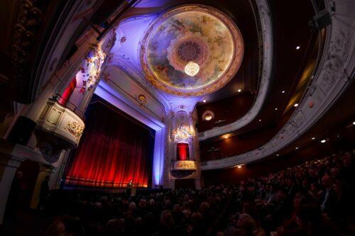 Christchurch Event Venues - Isaac Theatre Royal.