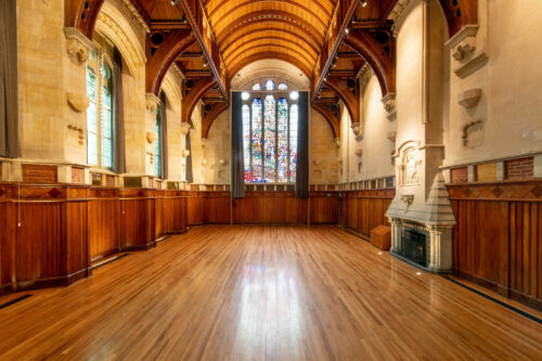 Christchurch Event Venues - The Great Hall.