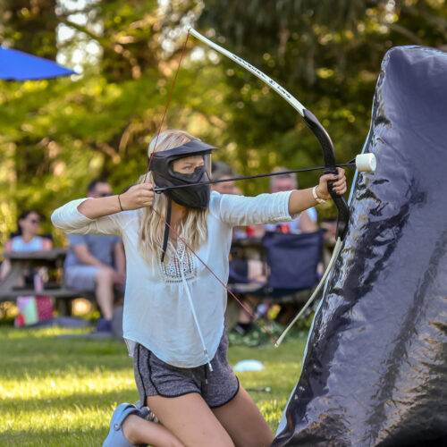 Archery Combat Sports
